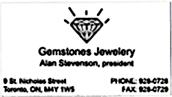 Gemstone Jewelery