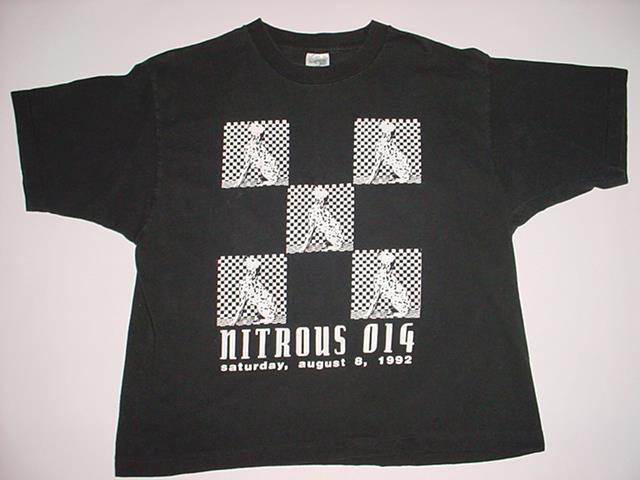 Nitrous 014 Rave T-Shirt