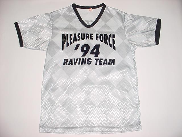 Pleasure Force Raving Team Soccer Jersey