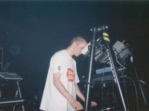 Chameleon Rave PA 1994